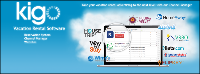 Introducing The Kigo Channel Manager Connect With Over 35 Of Kigo S Portal Partners Find Out How Our Channel Manager Will S Vacation Rental Management Rental