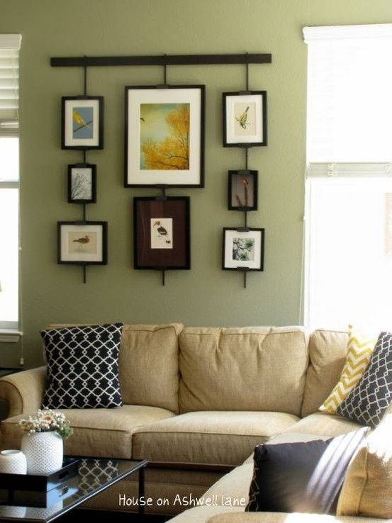 6 Amazing Living Room Wall Decor Ideas images
