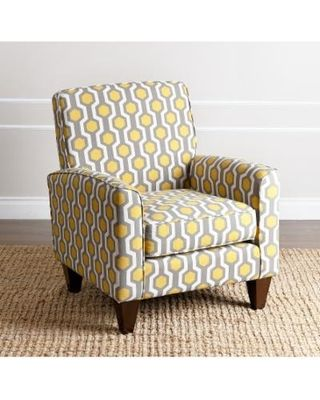 Delicieux Mustard And White Patterned Armchair   Google Search