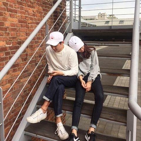 perfektes Paar Koreanisch