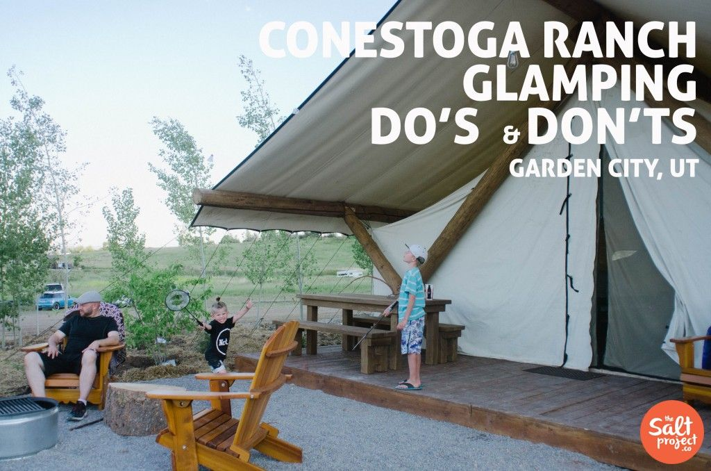 Glamping Do S And Don Ts Adventurin Conestoga Ranch Bear