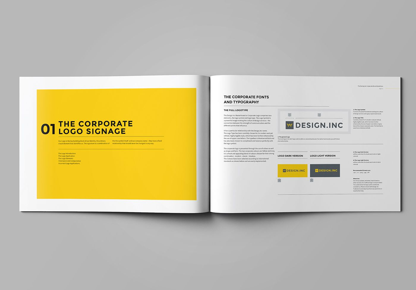 Business ready corporate identity manual
