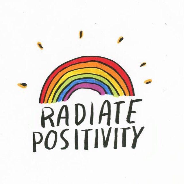 Radiate Positivity #bonnaroo2015