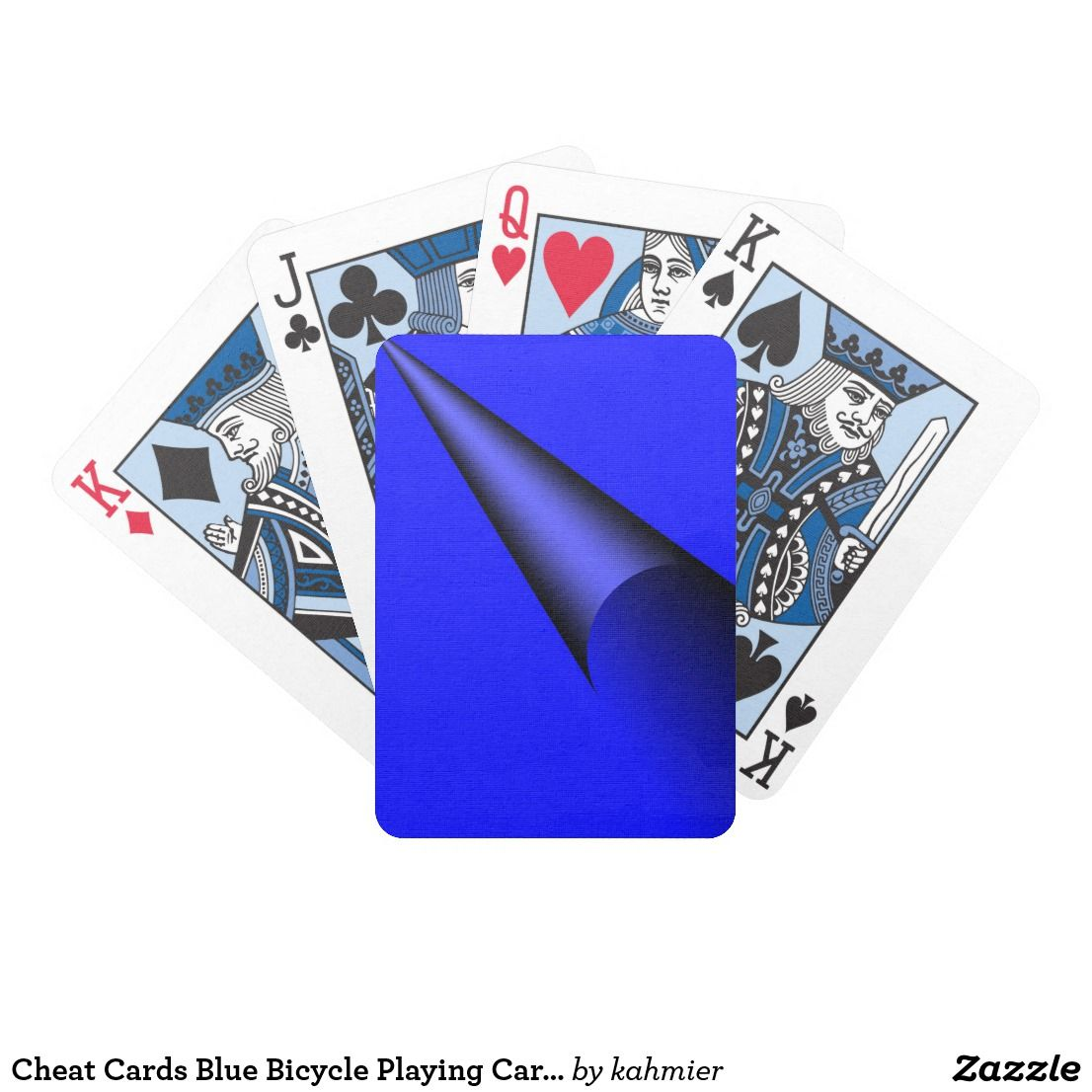 Cards Blue Bicycle Playing Cards