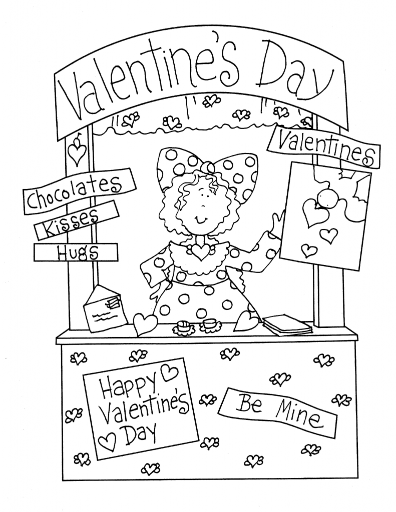 Valentines Booth