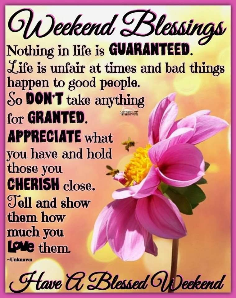 Image result for weekend blessings images