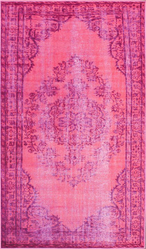 Winsdor Overdyed Grove Violet Rug Pattern Design