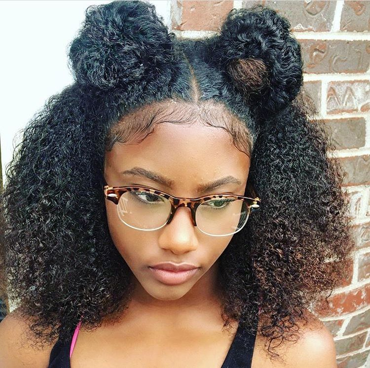 I Love Her Glasses With Images Textured Hair Curly Hair