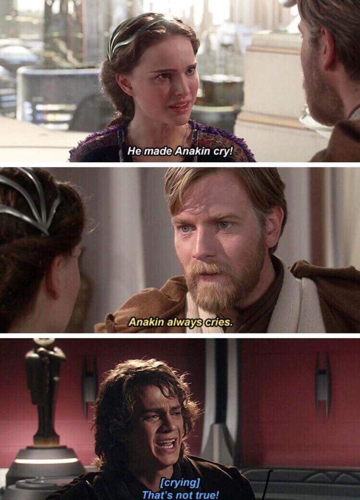 30 Funny Memes For Today 616 Starwarshumor Star Wars Humor Funny Star Wars Memes Star Wars Fandom