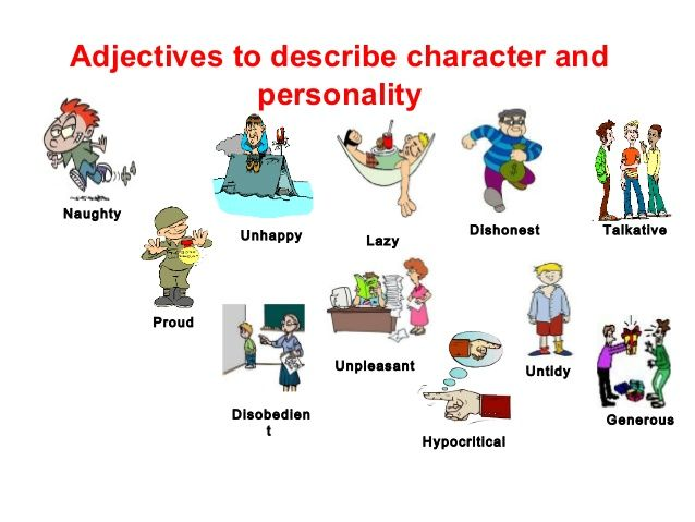 Worksheet Personality Adjectives For Children wix com personality english and vocabulary image result for describing pictures