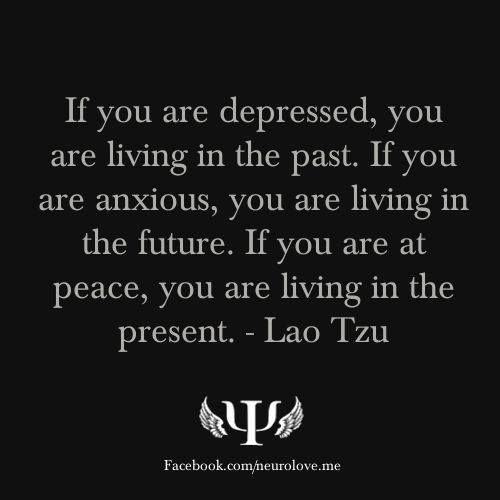 I Mention Lao Tzu Many Times In How To Get Out Of This World Alive