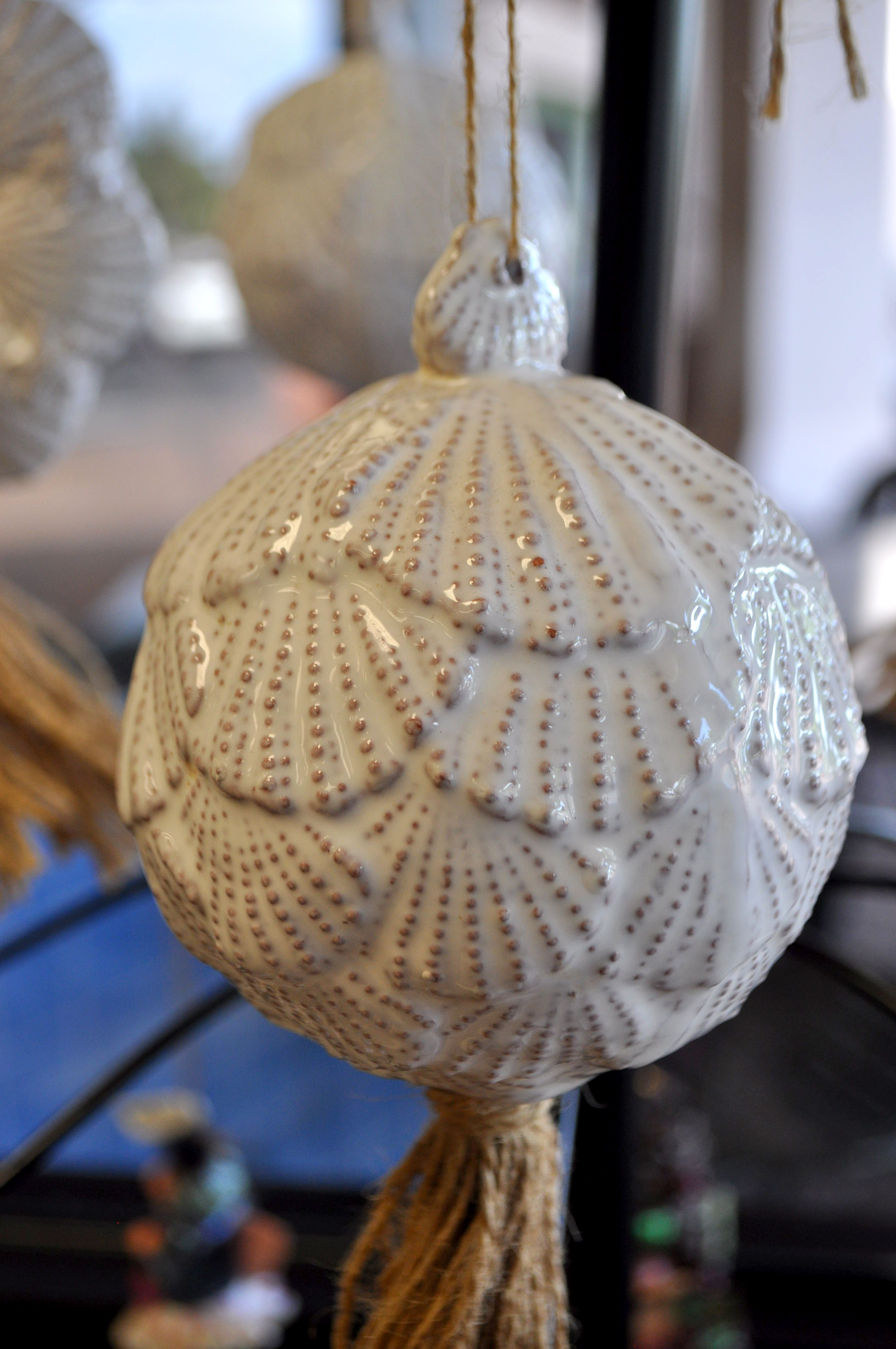 So ornamental!  Beautiful detail...a classy and elegant addition to any Christmas tree.  www.NapiliFlorist.com