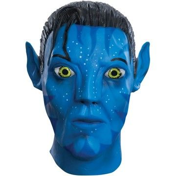 Rubies Costume Co Avatar Jake Sully Wig