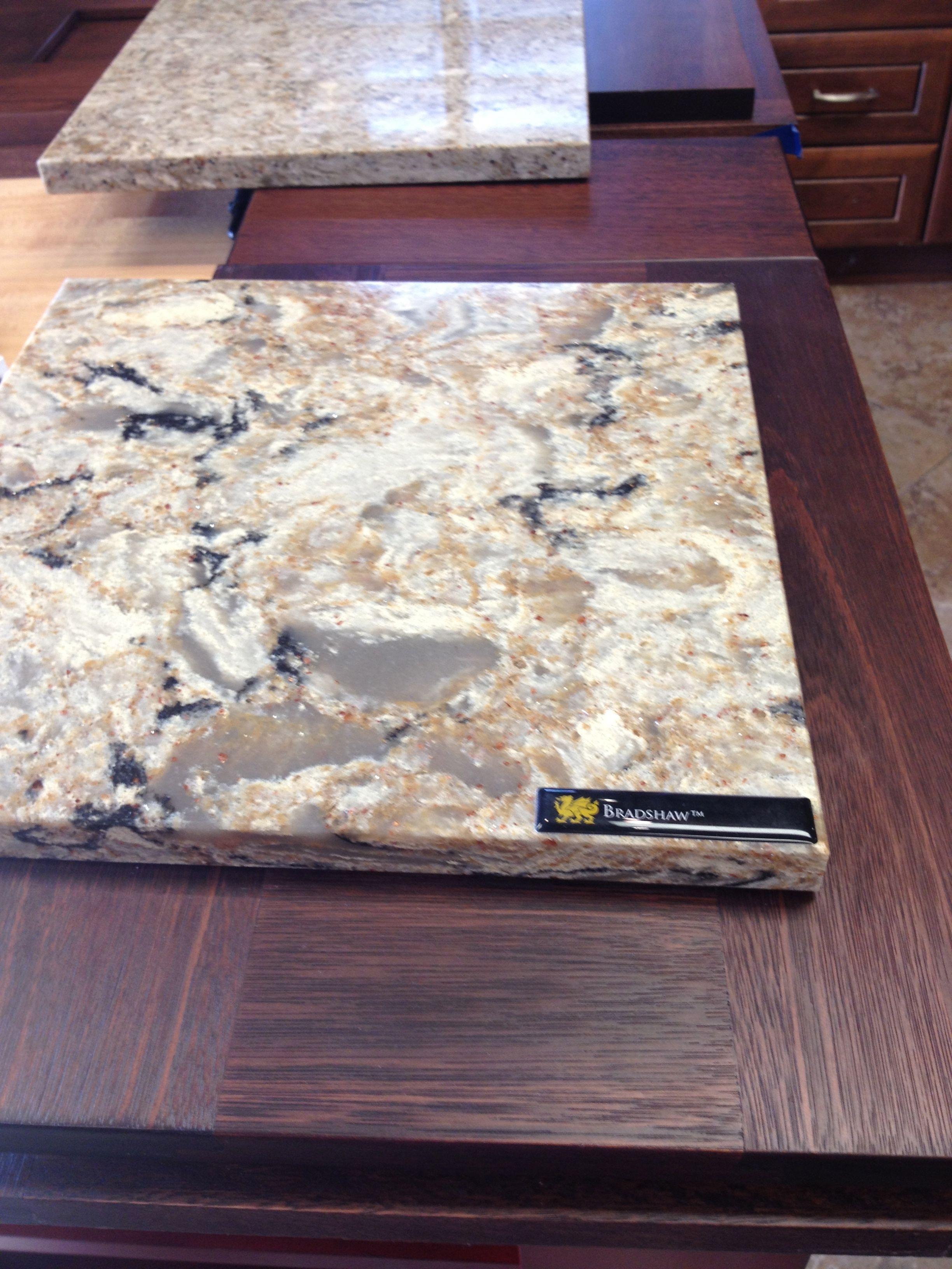 Cambria Bradshaw Quartz Countertop For Kitchen Love This Stuff Low Maintence Compared To Granite