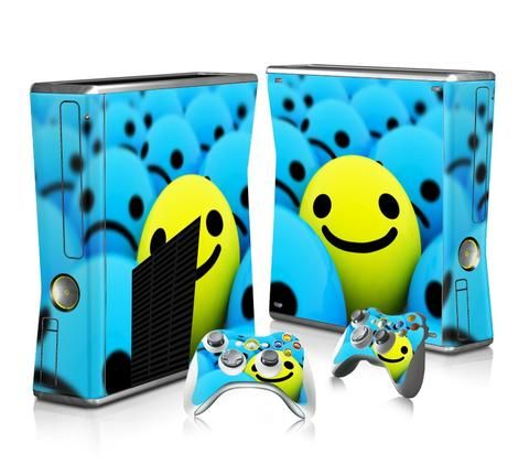 Model Of Acrostic Poem smile xbox 360 slim skin decal for console and controllers Decal Design In 2018 - Awesome thin console For Your Plan