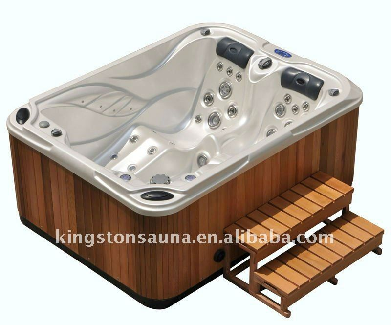 2-3 Person Small Cheap Whirlpool Hot Tub Jcs-27 With Smooth Edge And ...