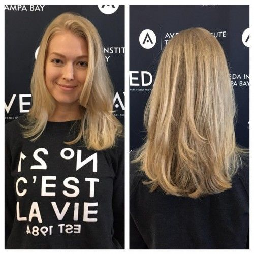40 Beautiful Long Bob Haircuts 2019 Trendy Highlights