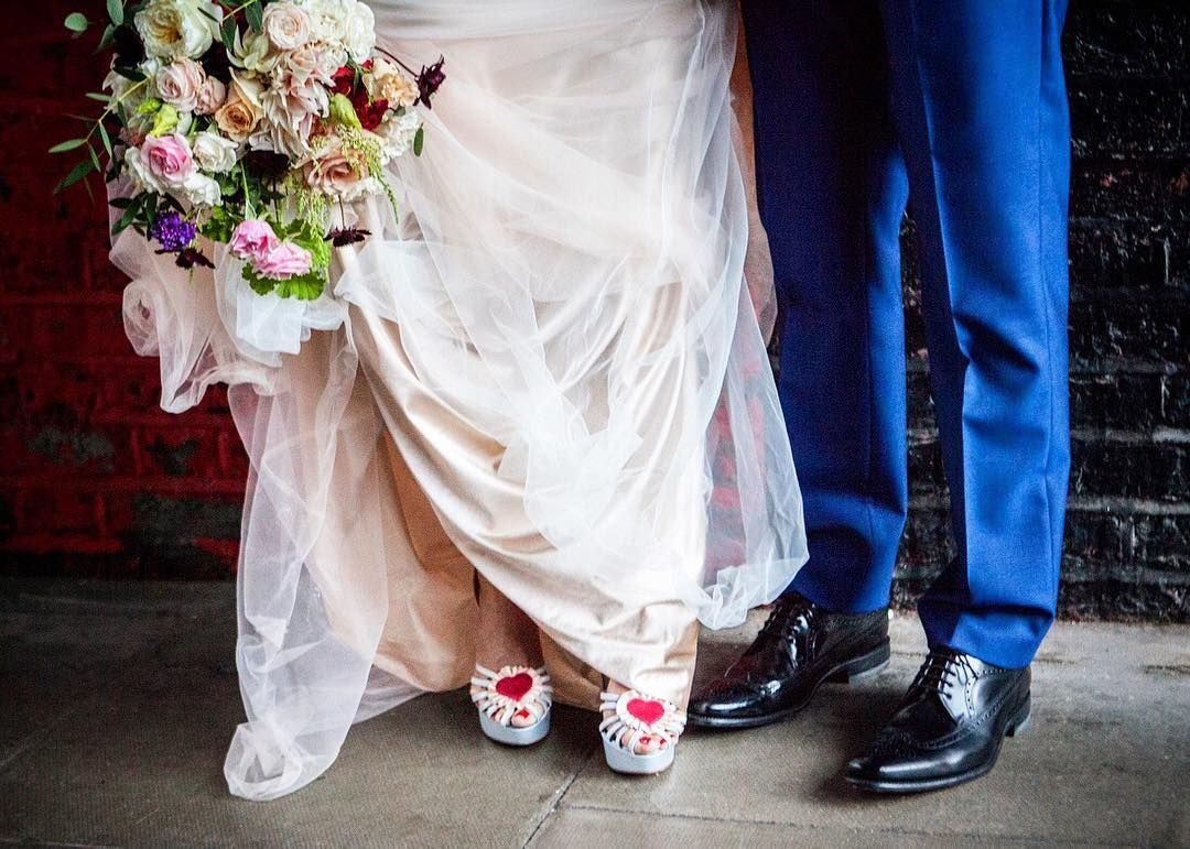 Red dress shoes for wedding  Joanna Bongard Photography  My Pictures  Pinterest