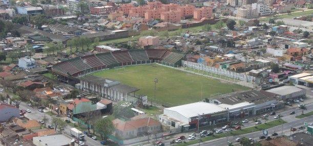 e978e283e0 Estádio Aldo Dapuzzo - Rio Grande (RS) - Capacidade  8 mil - Clube  São  Paulo