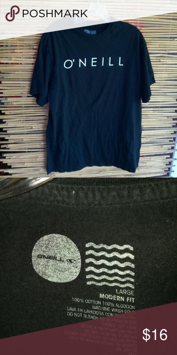 White Mens T-Shirts O/'Neill Pic T-Shirt