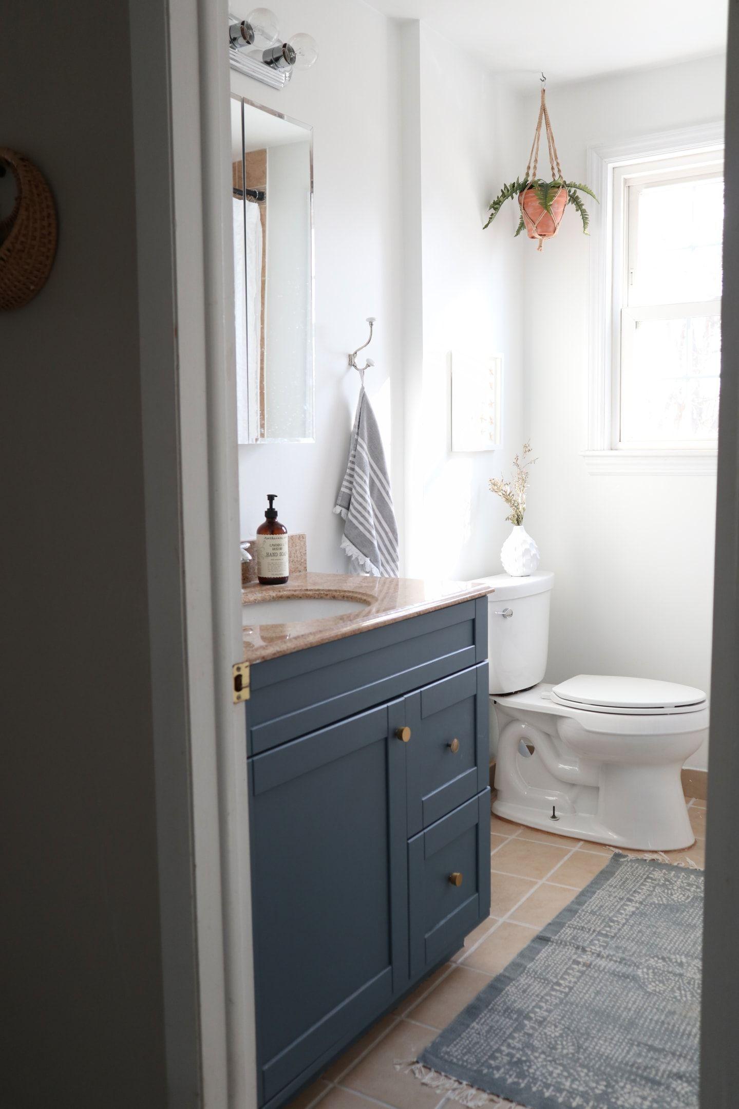 bathtubs budget cheap easy guest bathroom ideas