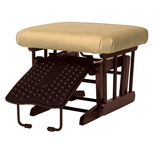 Dutailier Ultramotion 2 Post Glider with Nursing Ottoman  Glide/Lock/Recline