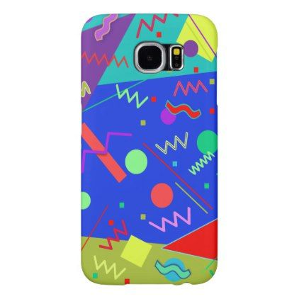 Memphis #54 samsung galaxy s6 case - diy cyo personalize design idea new special custom