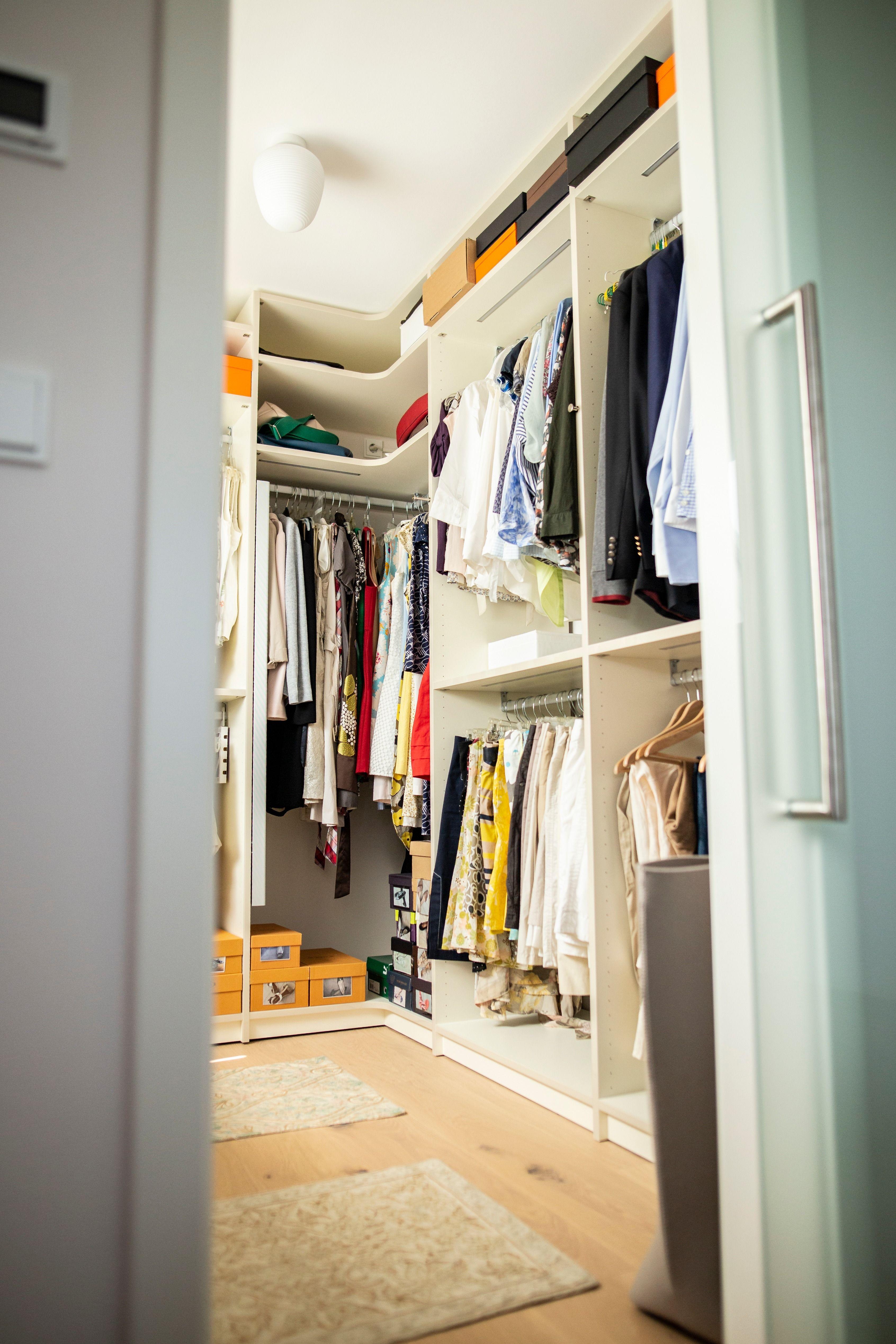 Ankleide bis unter die Decke   Ankleide, Einbauschrank, Kleiderschrank nach maß