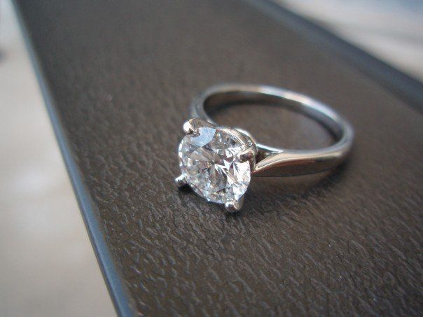 Cartier 1895 Is My Dream Ring Even More Than The Tiffany S