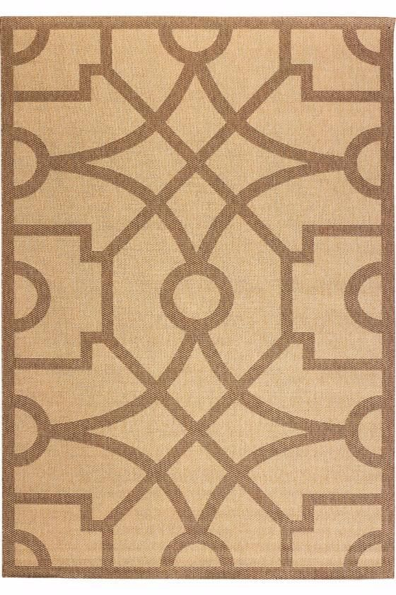 Martha Stewart Outdoor Trellis Rug...would It Stand Up To Potty Training?