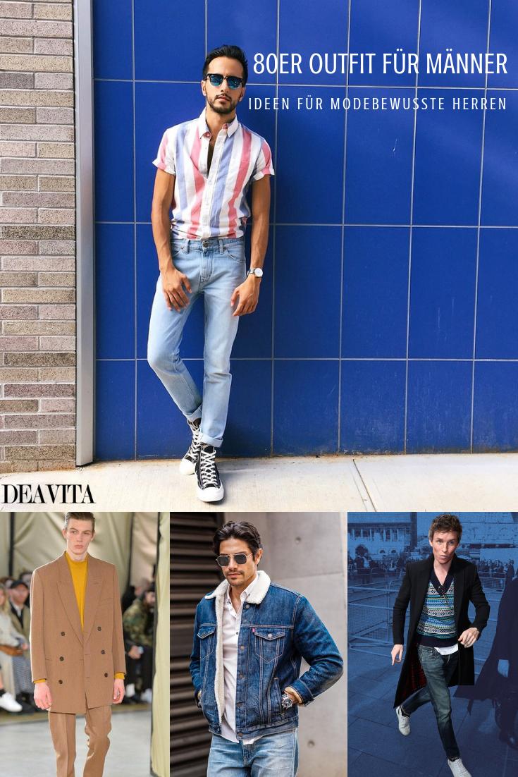 Herren ideen 80er-jahre outfit 90er Jahre