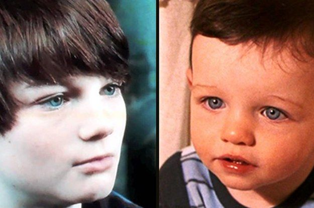 No Baby Harry Potter From The First Film Didn T Play Albus Severus Potter In The Deathly Hallows Part 2 Harry Potter Play Albus Severus Potter Harry Potter