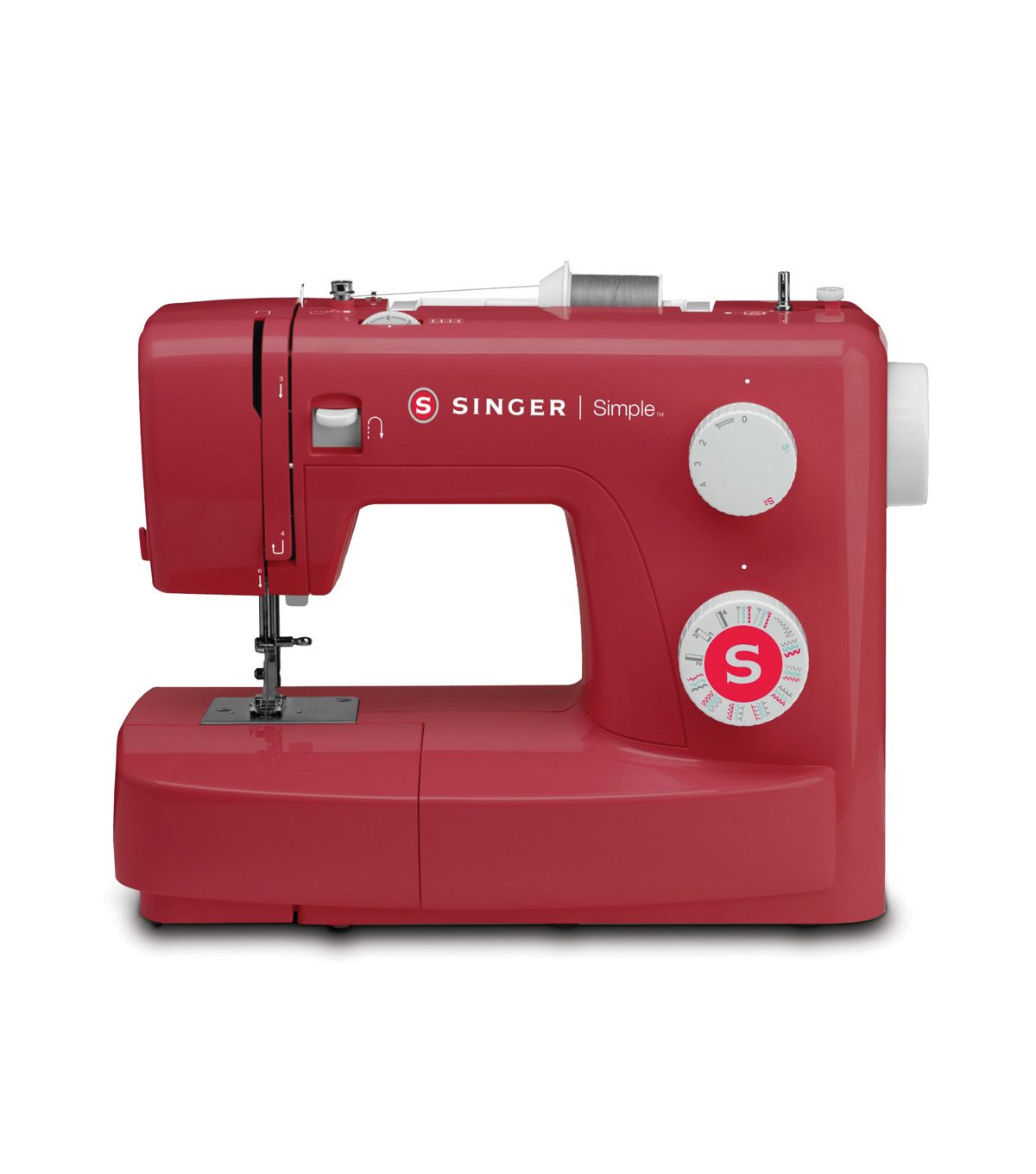 Singer Simple By Sewing Machine Berry