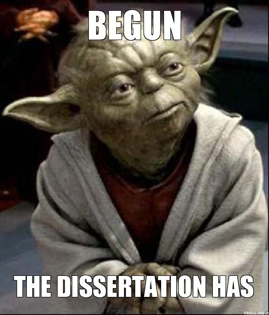 master thesis motivation