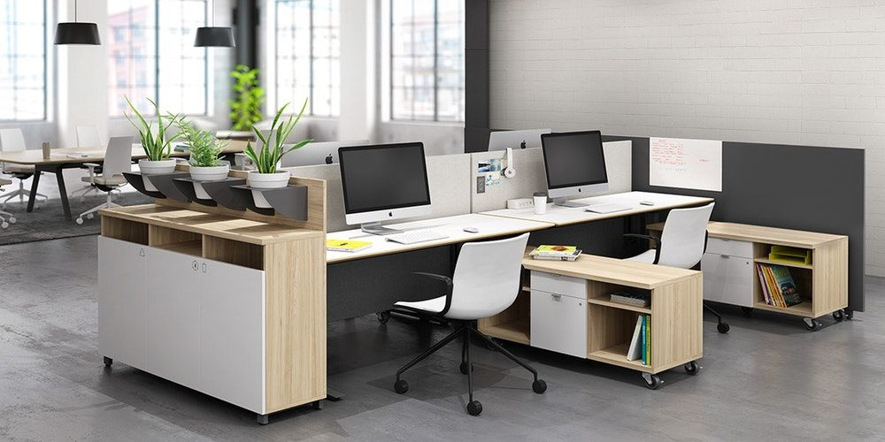 Wastson Furniture Coastal Workstation In 2019