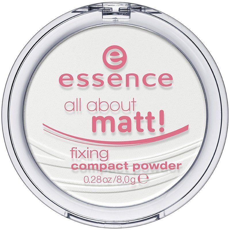 Essence All About Matt Fixing Compact Powder Ulta Beauty Setting Powder Vaseline Beauty Tips Drugstore Setting Powder