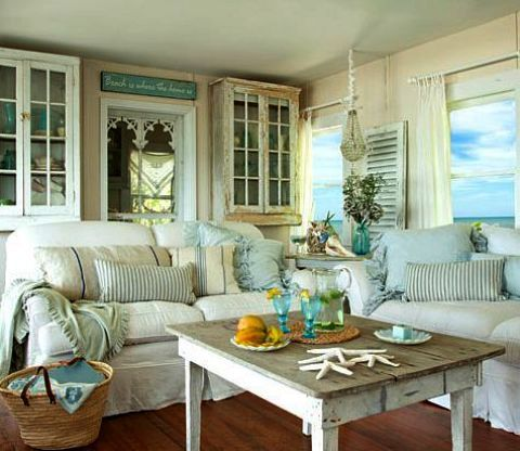 Shabby Chic Country Cottage Decorating Ideas Shabby Chic Decor ...