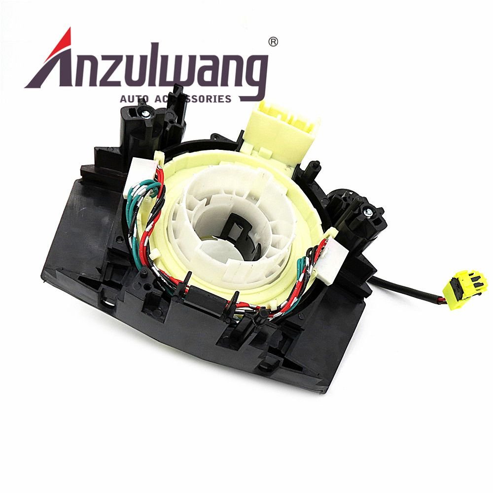 hight resolution of auto parts clock spring airbag spiral cable sub assy 25567 eb06a 25567eb06a for nissan tiida navara d40 pathfinder r51