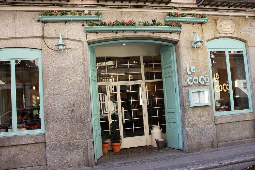Le Cocó: el restaurante de moda en Chueca