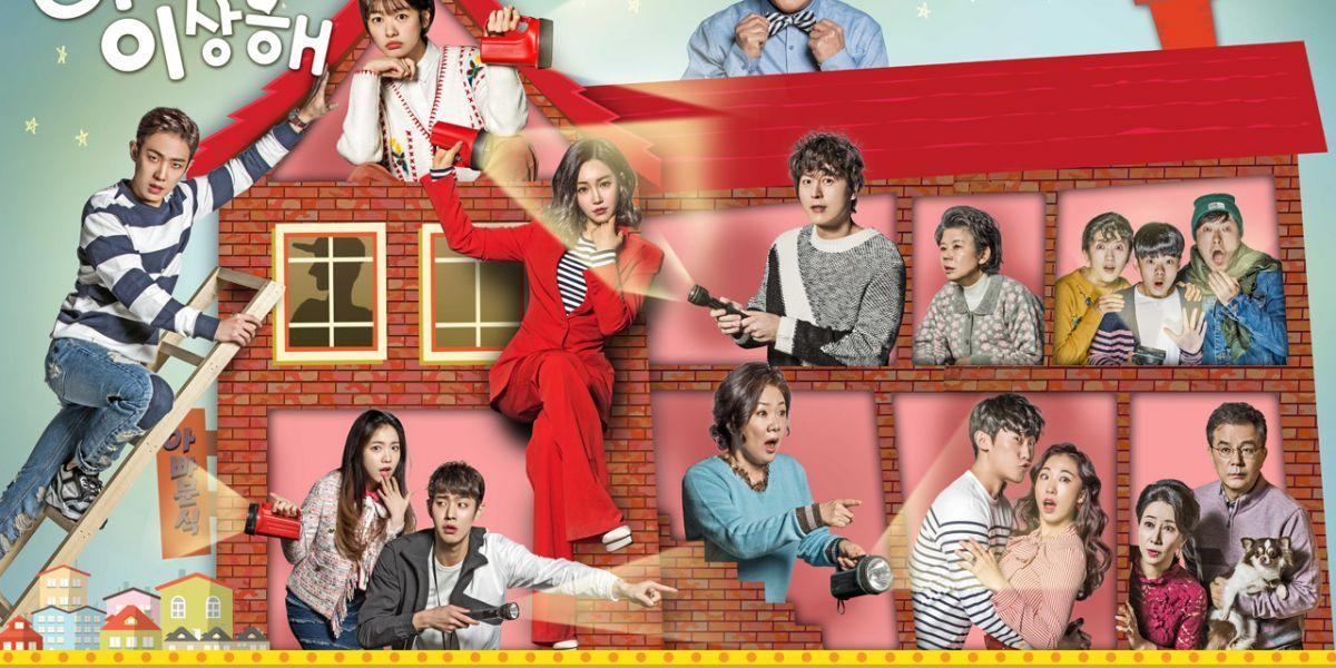 Father is Strange Episode 4 English Sub,Dramacool, Korean