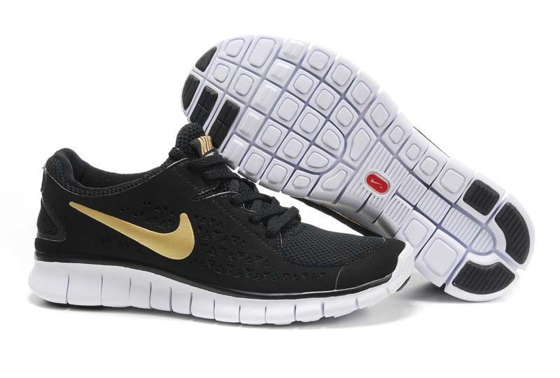 cc35b3e3a959 Discover ideas about Nike Free Shoes. Latest Listing Discount Black Gold  Mens Nike Free Run ...