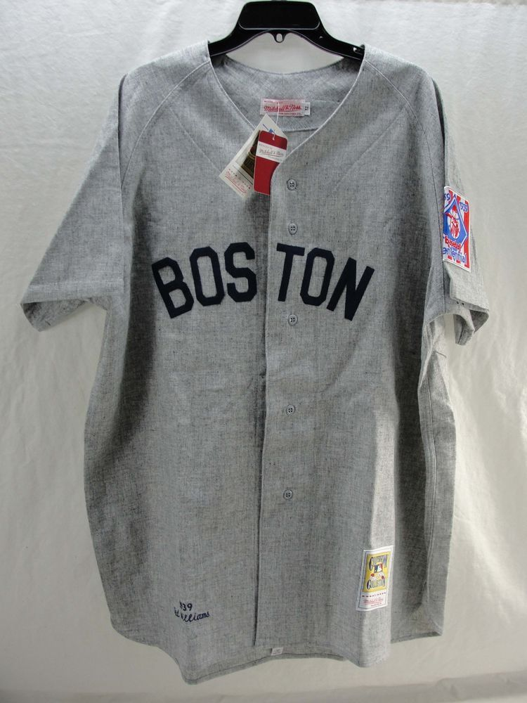 official photos ed68d c9cb0 eBay #Sponsored NEW MITCHELL & NESS RETRO BOSTON RED SOX ...