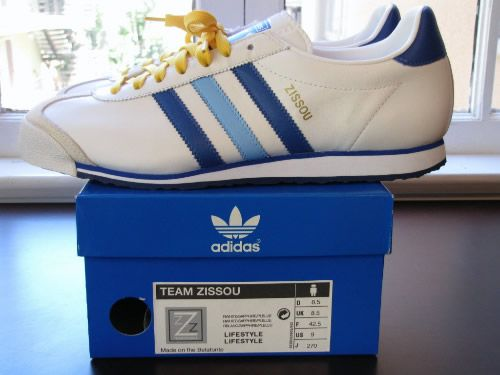 You must have the official Team Zissou shoes to be on Team