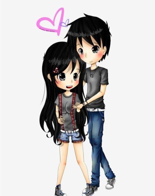 32 Gambar Kartun Muslimah Couple Romantis Terpisah Couple Wallpapers Backgrounds Free Wallpapers Download Wallpaper Ka Cinta Anime Gadis Anime Gambar Kartun