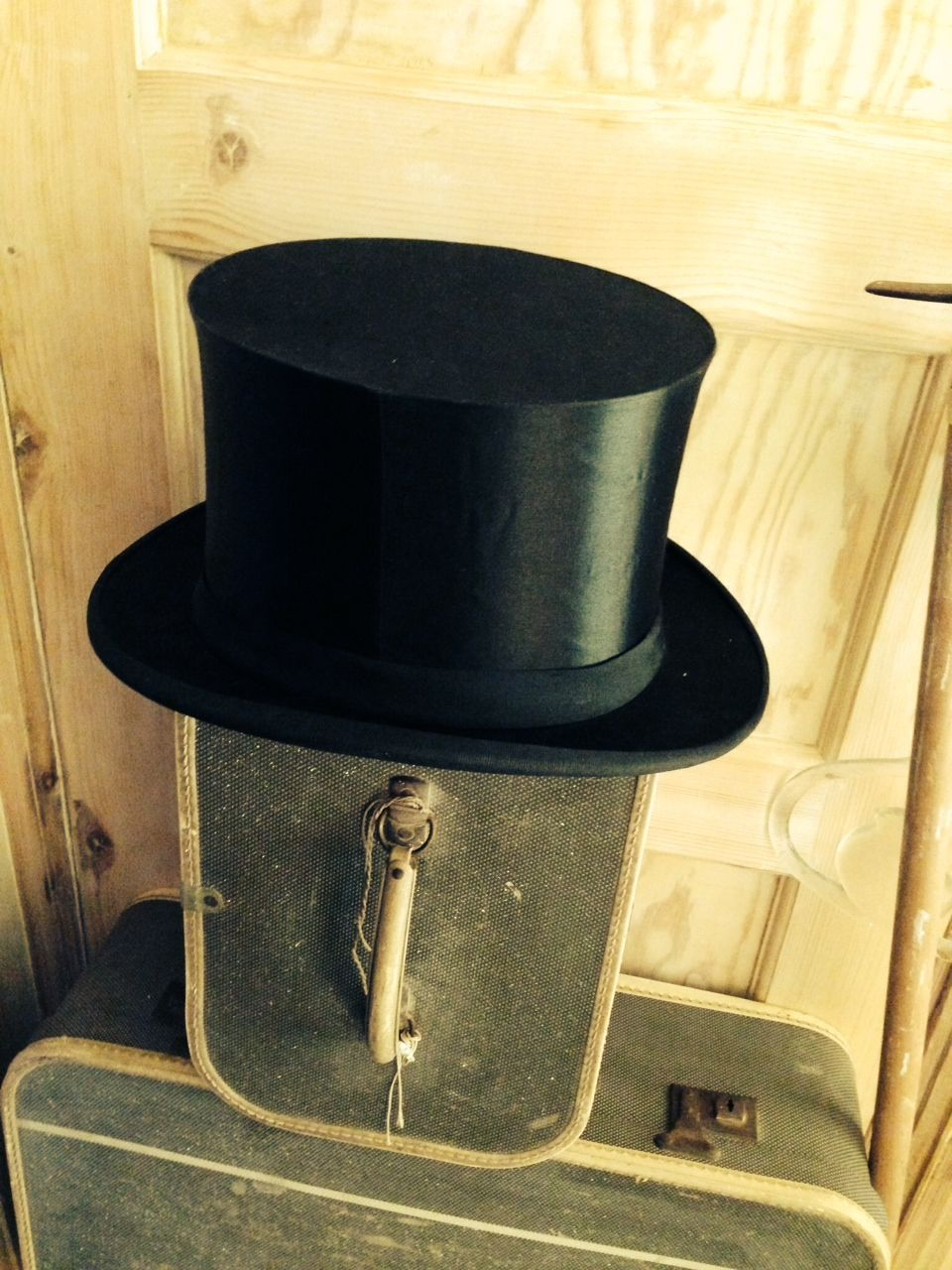 Opera Hat from Sophie Bijoux at our Markets  http   northlondonvintagemarket.blogspot. 09e4e5d858a