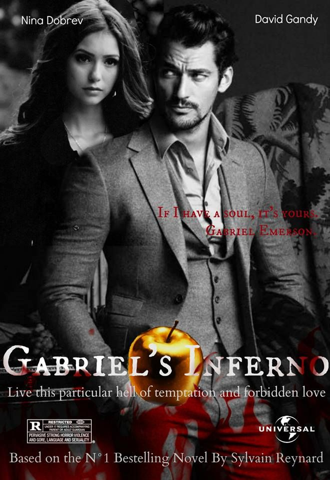 Gabriels Inferno Ebook