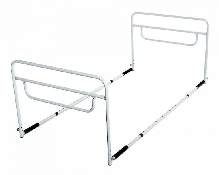 RMS Dual Bed Rails for Twin and Full Beds | Bed rails ...