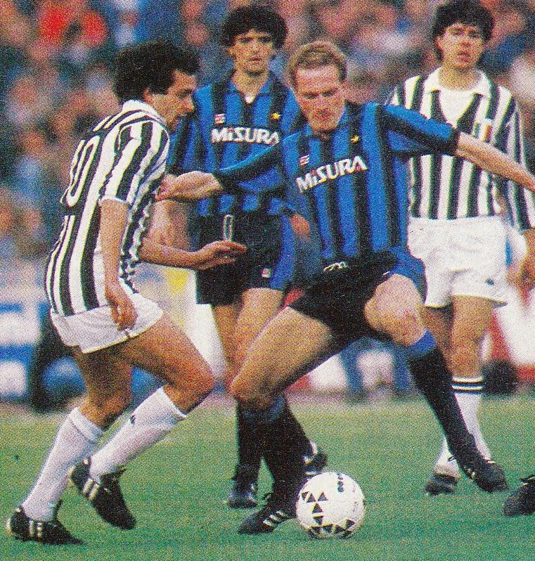 Michel Platini   Karl-Heinz Rummenigge. Find this Pin and more on GERMANY  SOCCER ... 2dbb0ea1e