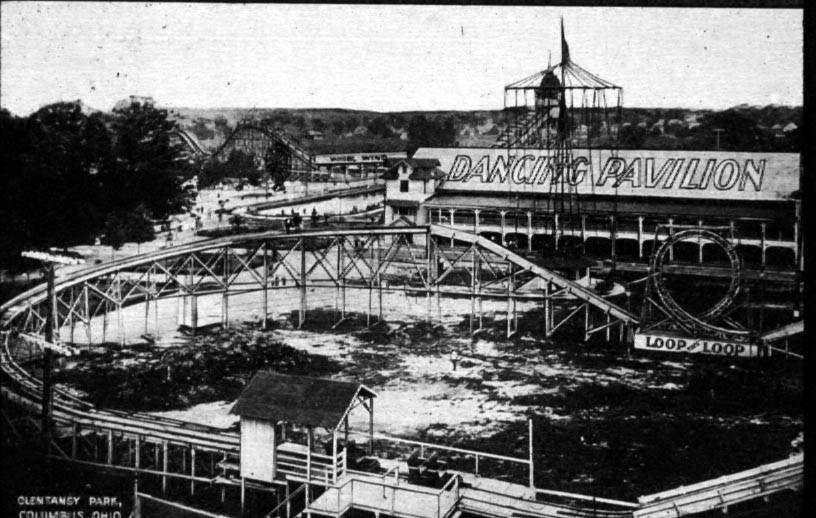 The Lost Amusement Parks Of Columbus Amusement Park Park Amusement