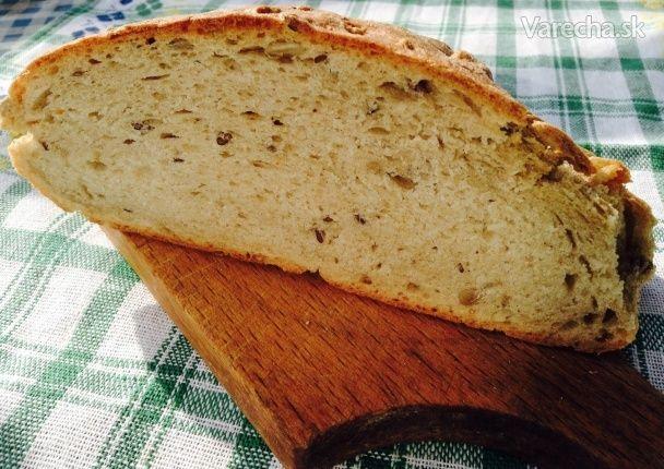 Dobrý chlebík - Recept